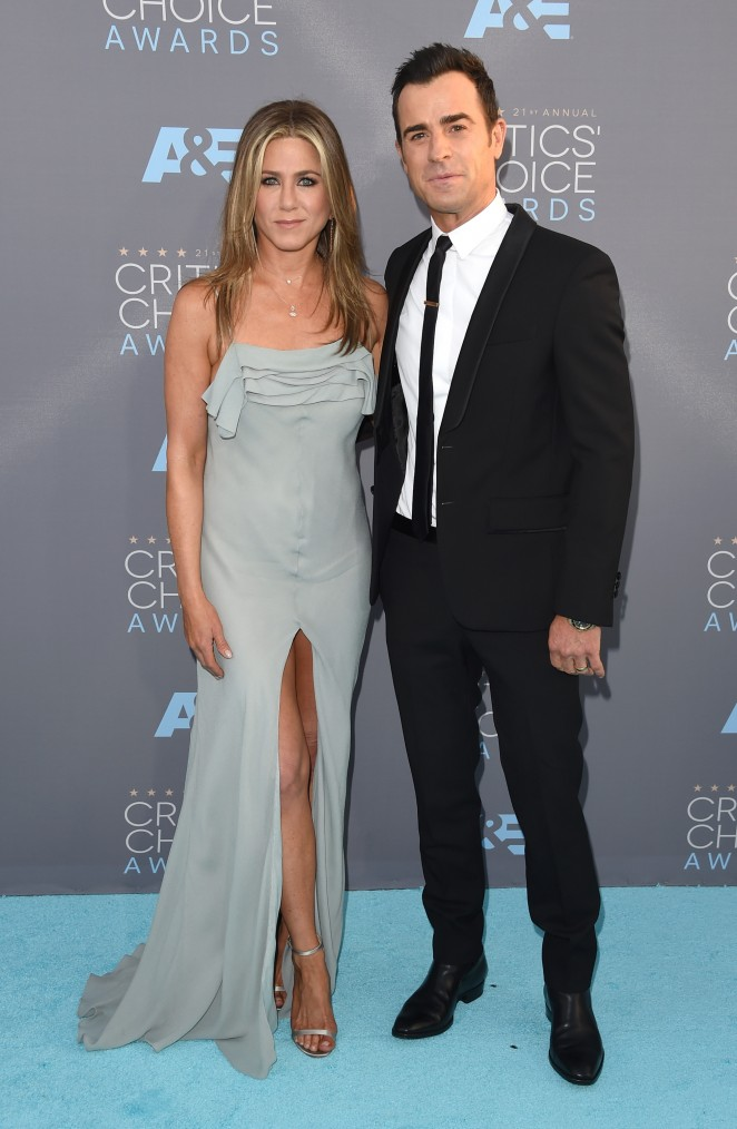 Jennifer Aniston: 2016 Critics Choice Awards -01