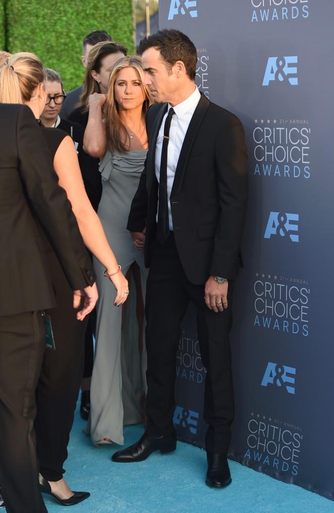 Jennifer Aniston 2016 : Jennifer Aniston: 2016 Critics Choice Awards -06