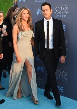 Jennifer Aniston: 2016 Critics Choice Awards -05