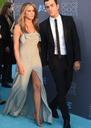 Jennifer Aniston: 2016 Critics Choice Awards -04