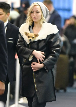 Jennifer Lawrence at JFK3