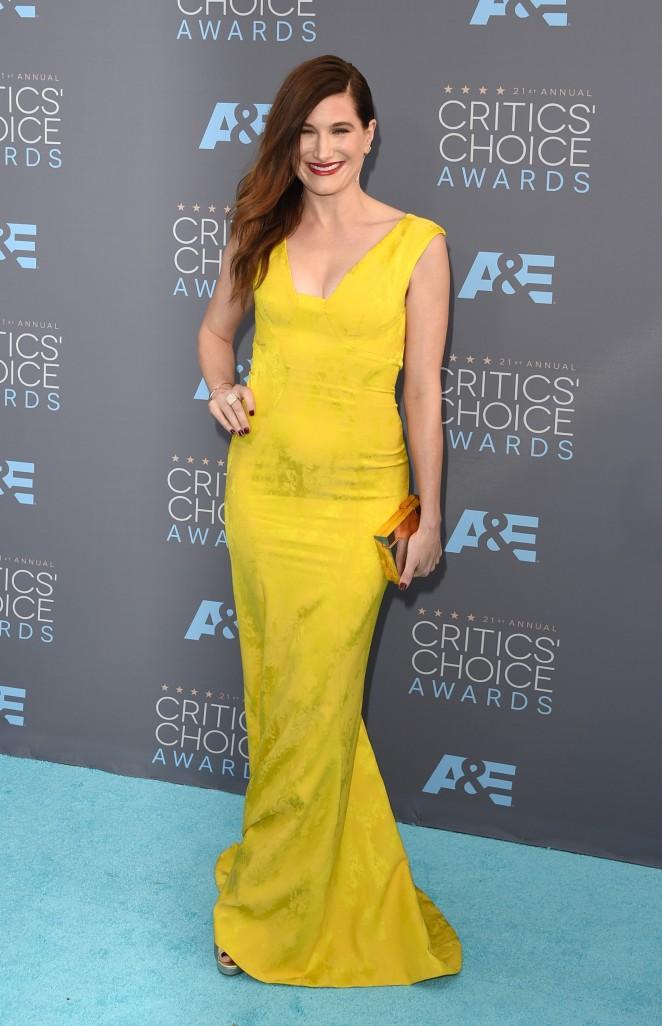Kathryn Hahn – 21st Annual Critics' Choice Awards in Santa Monica