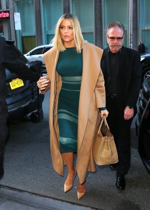 Khloe Kardashian9