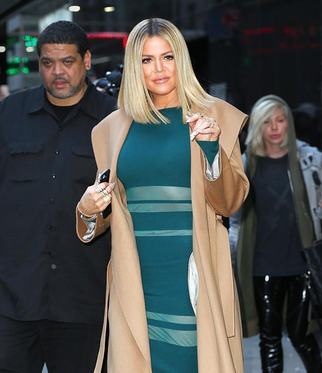 Khloe Kardashian10