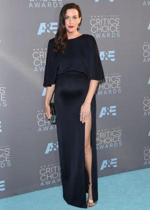 Liv Tyler: 2016 Critics Choice Awards