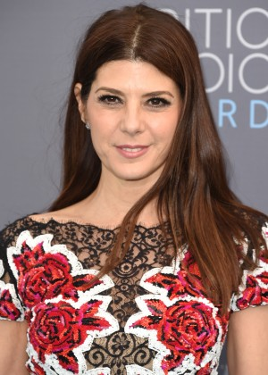 Marisa Tomei: 2016 Critics Choice Awards2