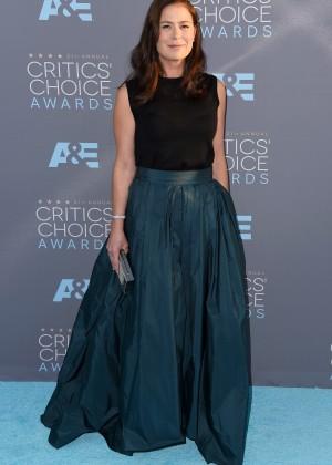Maura Tierney: 2016 Critics Choice Awards