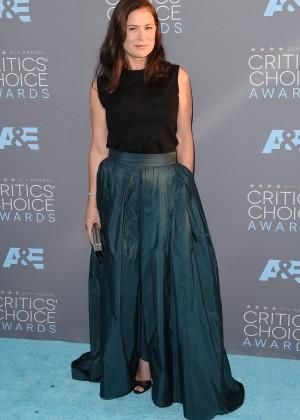 Maura Tierney: 2016 Critics Choice Awards1