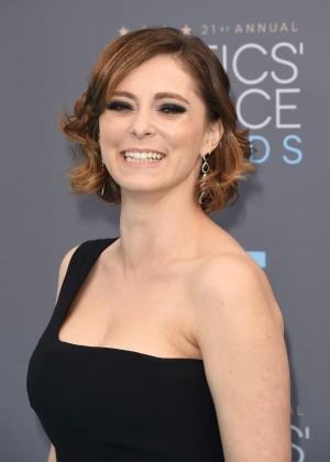 Rachel Bloom: 2016 Critics Choice Awards3