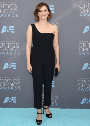 Rachel Bloom: 2016 Critics Choice Awards4
