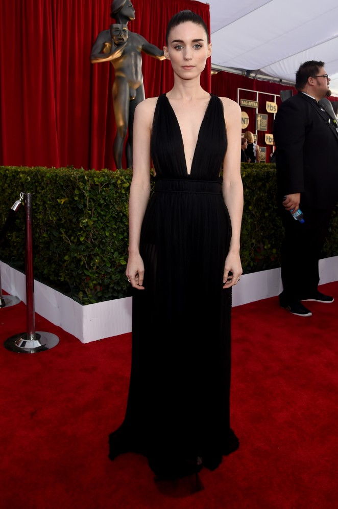 Rooney Mara – 22nd Annual Screen Actors Guild Awards in Los Angeles