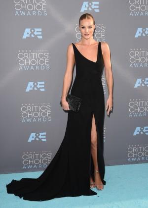 Rosie Huntington Whiteley: 2016 Critics Choice Awards -04