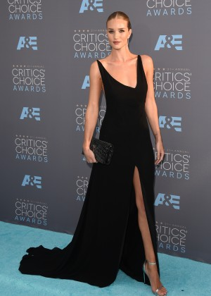 Rosie Huntington Whiteley: 2016 Critics Choice Awards -05