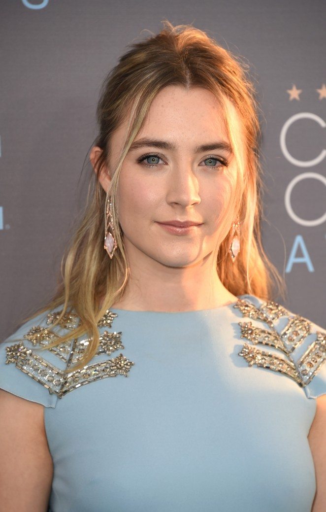 Saoirse Ronan: 2016 Critics Choice Awards
