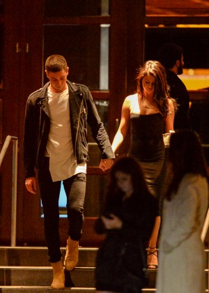 Selena Gomez and Samuel Krost12