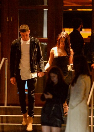 Selena Gomez and Samuel Krost2