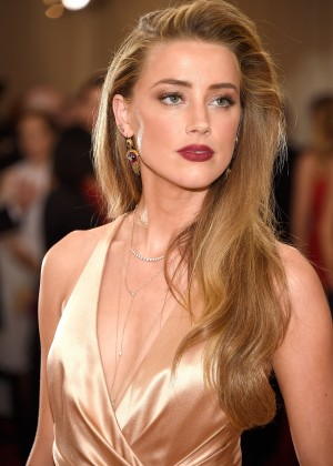 Amber Heard - 2016 Met Gala in NYC3