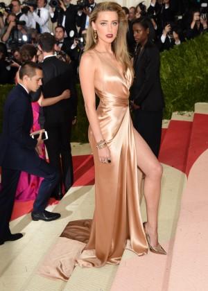 Amber Heard - 2016 Met Gala in NYC4