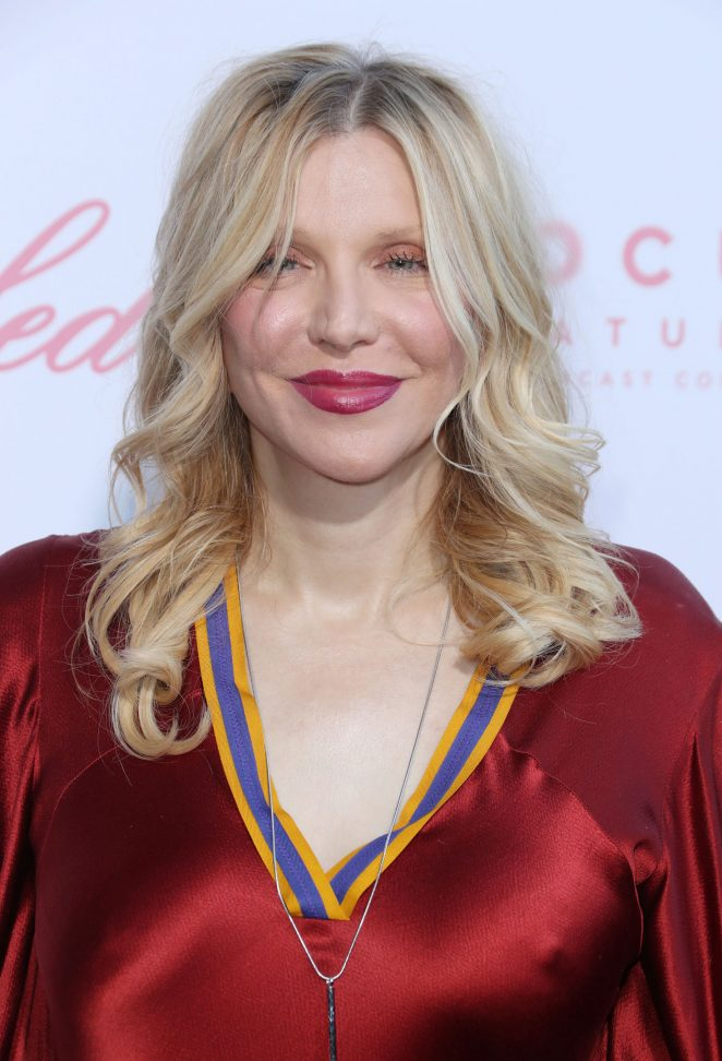 Courtney Love – 'The Beguiled' Premiere in Los Angeles