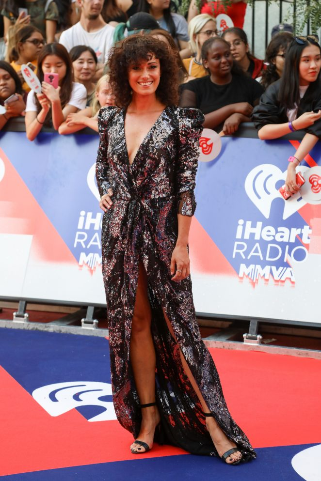 Natalie Brown – 2018 iHeartRadio Much Music Video Awards in Toronto