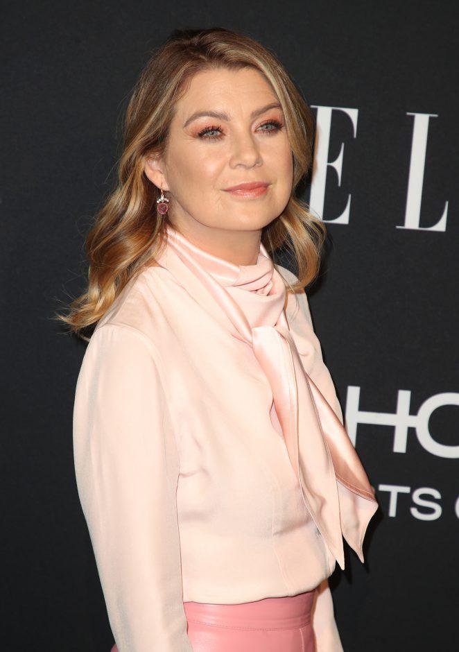 Ellen Pompeo – ELLE's 25th Women in Hollywood Celebration in LA