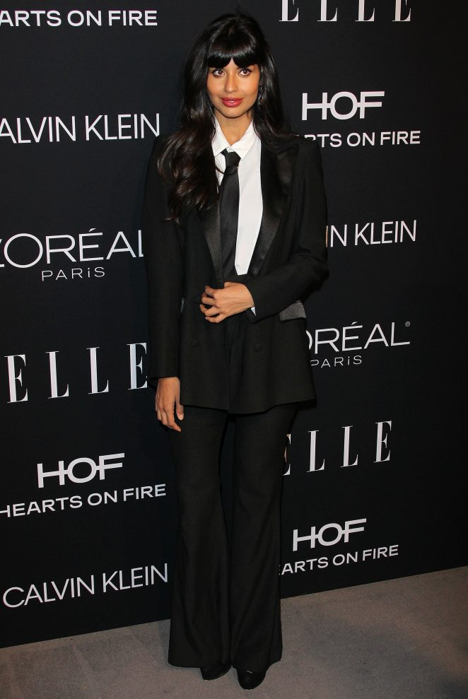 Jameela Jamil – ELLE's 25th Women in Hollywood Celebration in LA