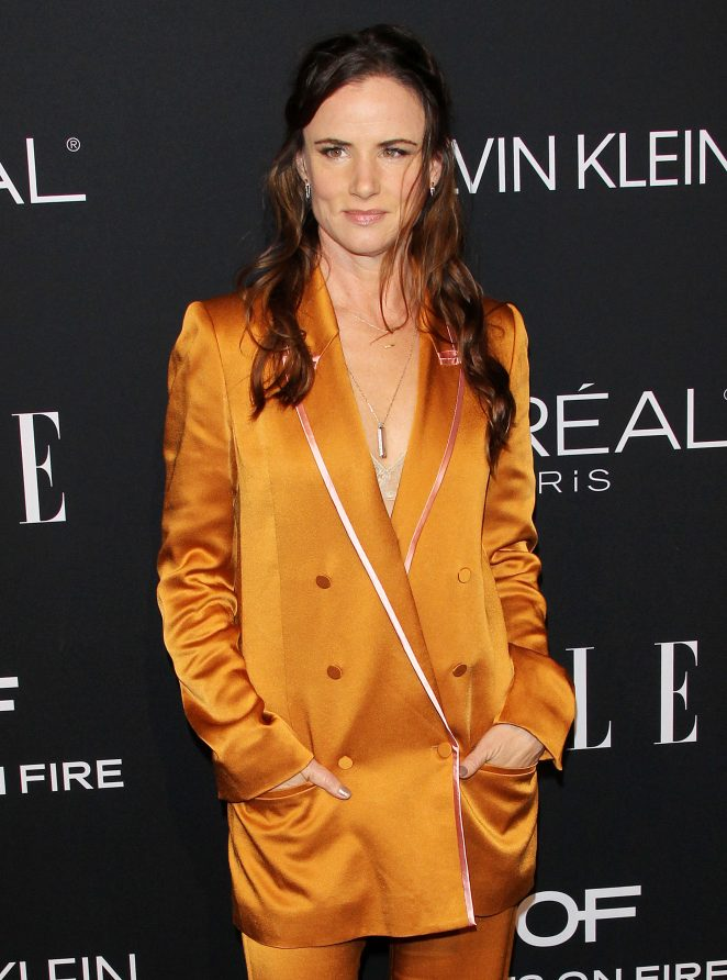 Juliette Lewis – ELLE's 25th Women in Hollywood Celebration in LA