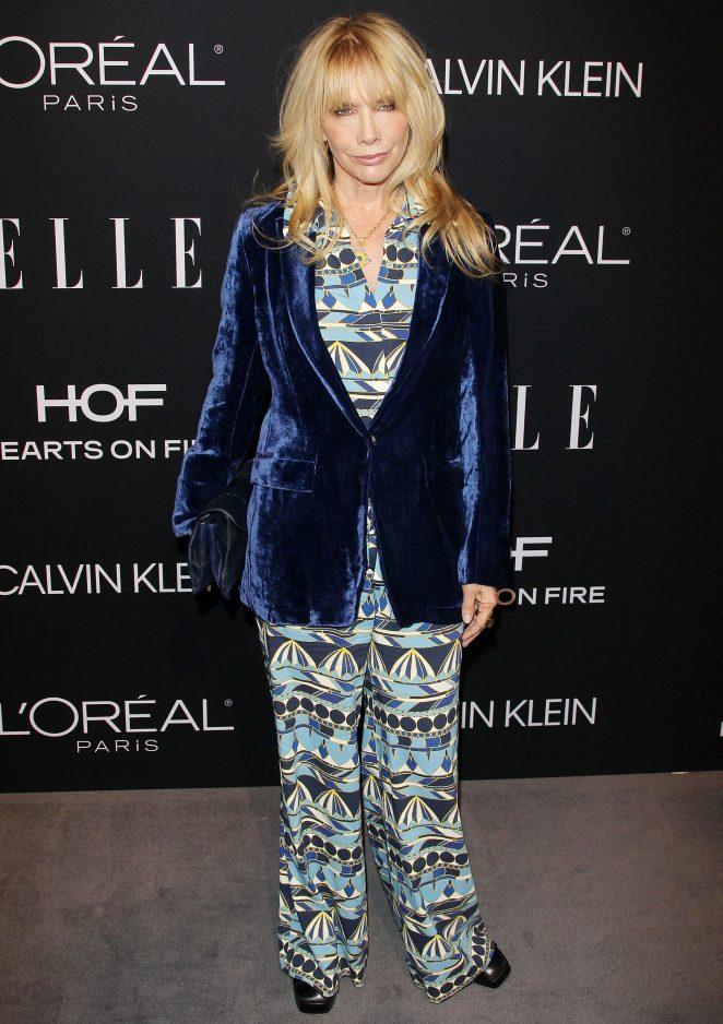 Rosanna Arquette – ELLE's 25th Women in Hollywood Celebration in LA