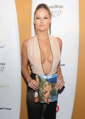 Photos: 2014 SI Sports Illustrated Swimsuit Issue Kick Off Event -06