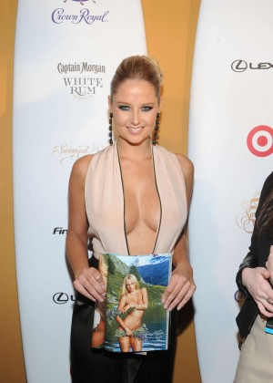 Photos: 2014 SI Sports Illustrated Swimsuit Issue Kick Off Event -29