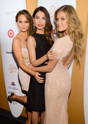 Photos: 2014 SI Sports Illustrated Swimsuit Issue Kick Off Event -32