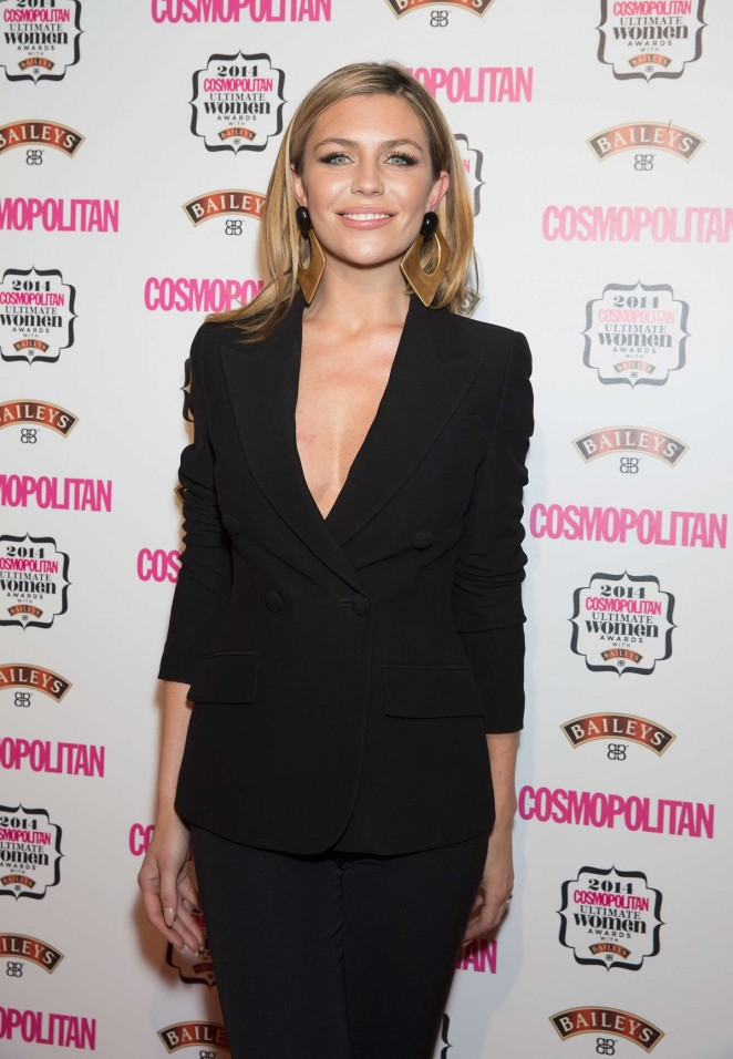 Abbey Clancy - 2014 Cosmopolitan Ultimate Women Awards in London