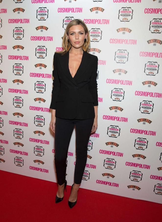 Abbey Clancy: Cosmopolitan Ultimate Women Awards 2014 -02