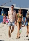 Abbey Clancy Bikini Photos: in Dubai -02
