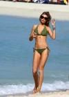 Abbey Clancy Bikini Photos: in Dubai -06