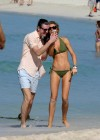 Abbey Clancy Bikini Photos: in Dubai -09