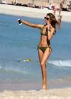 Abbey Clancy Bikini Photos: in Dubai -11