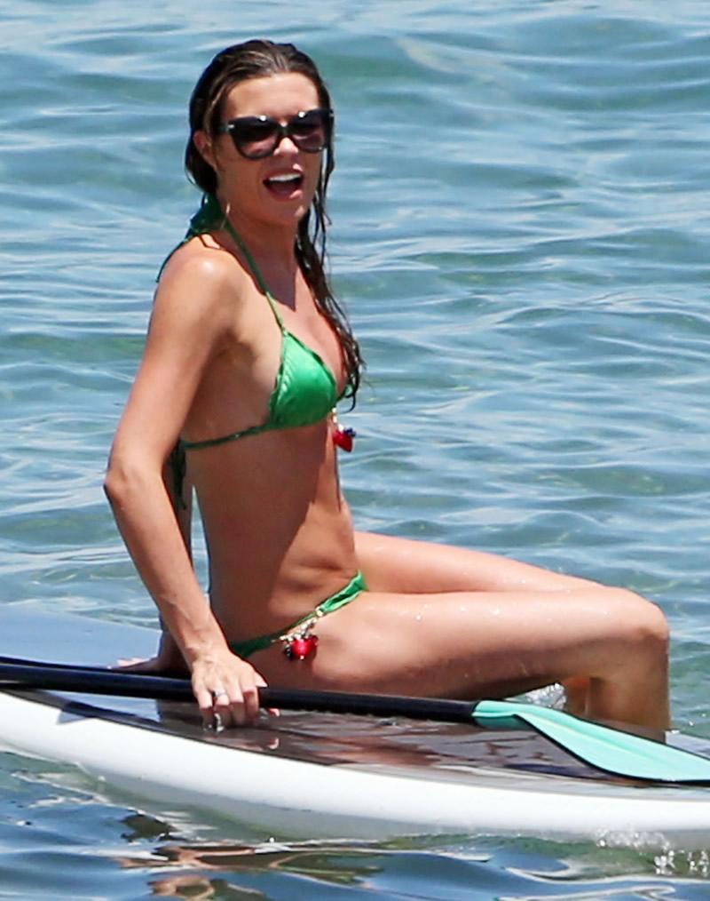 Abbey Clancy 2014 : Abbey Clancy bikini -03