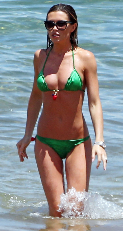 Abbey Clancy 2014 : Abbey Clancy bikini -09