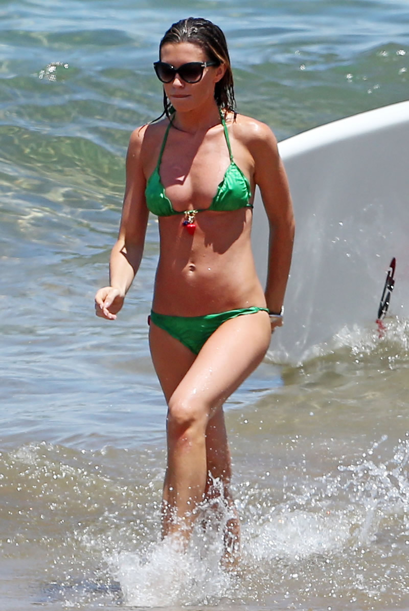 Abbey Clancy 2014 : Abbey Clancy bikini -21