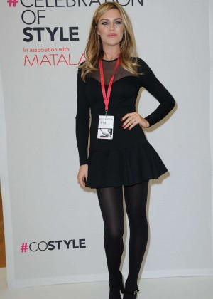 Abbey Clancy - Celebration of Style Launch in Liverpool
