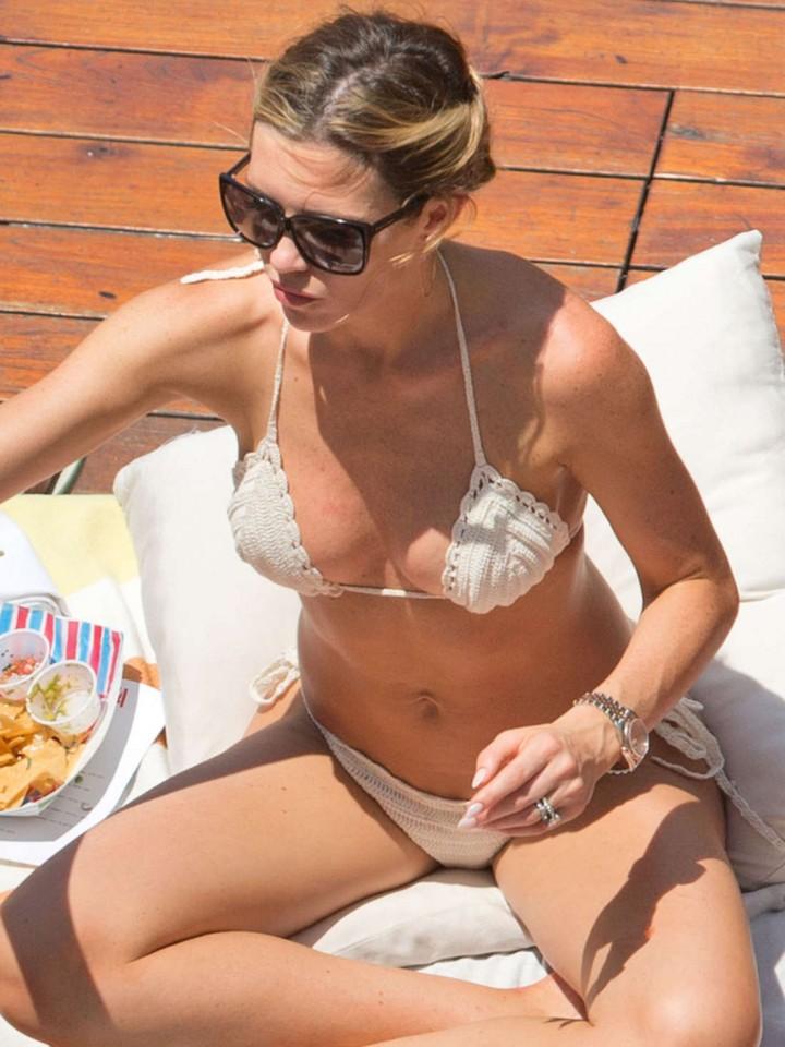Abbey Clancy in Bikini in Los Angeles-03