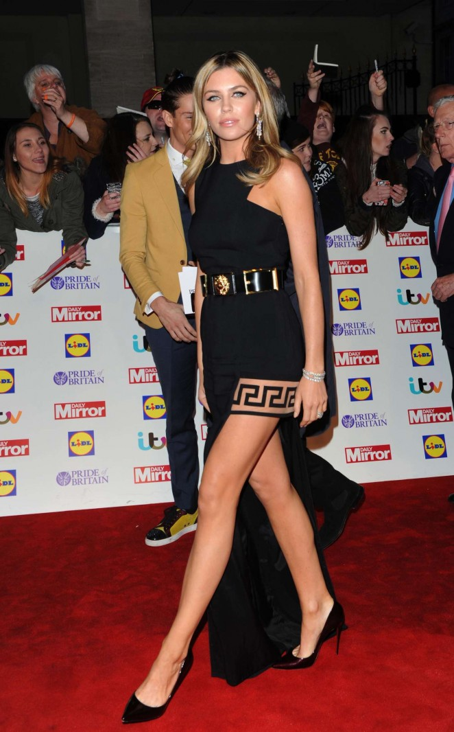Abbey Clancy – Pride of Britain Awards 2014 in London