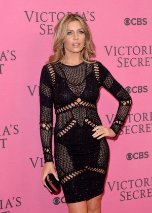 Abbey Clancy - Victoria's Secret Fashion Show Pink Carpet 2014 in London