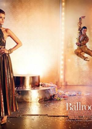 Abbey Lee Kershaw: Vogue Australia -16
