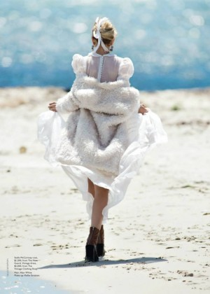Abbey Lee Kershaw: Vogue Australia -17