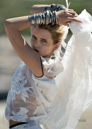 Abbey Lee Kershaw: Vogue Australia -19