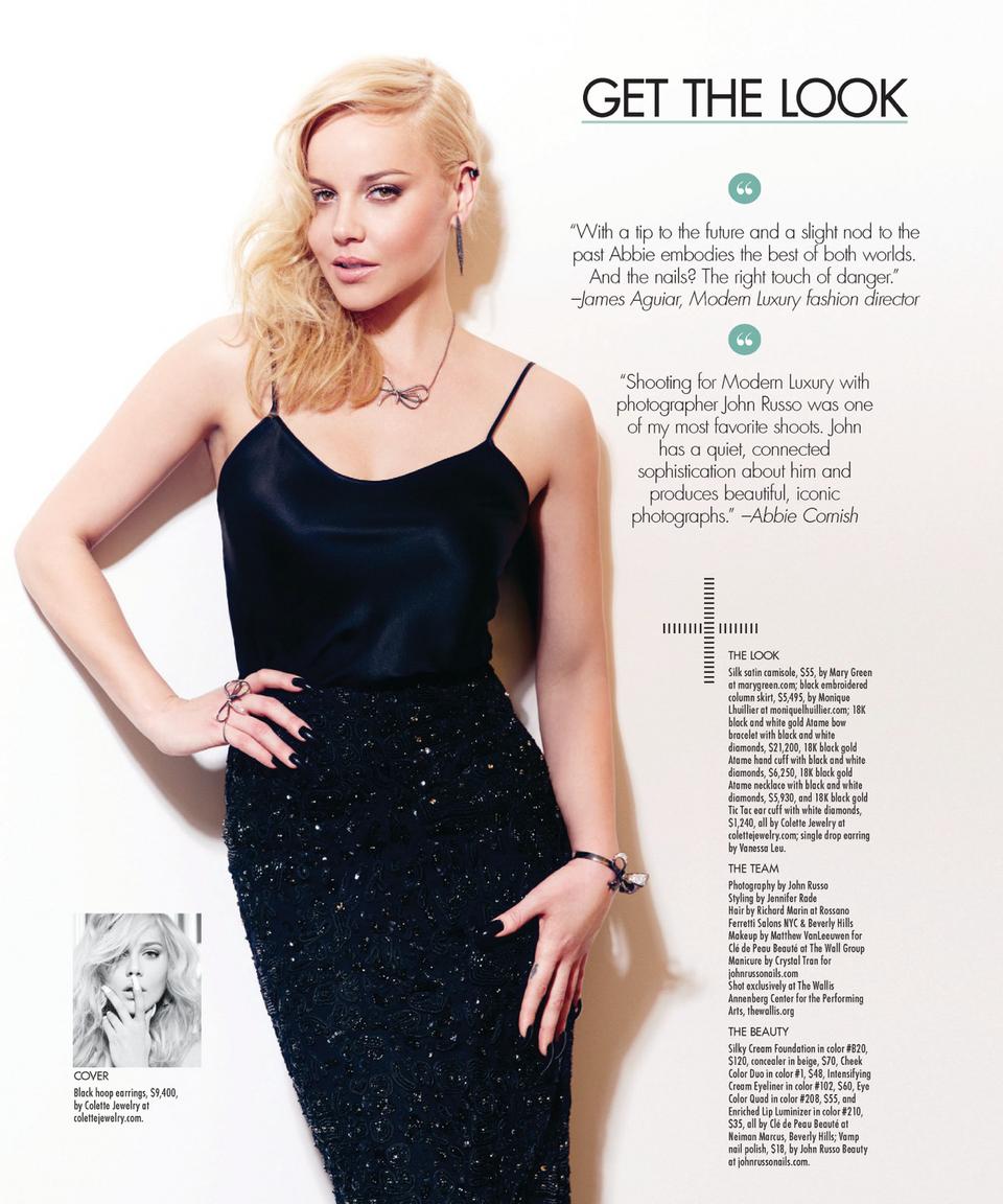 Abbie Cornish: Angeleno Magazine -06 - GotCeleb Abbie Cornish