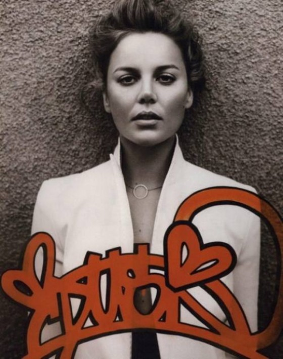 Abbie Cornish – InStyle Magazine US (April 2011)