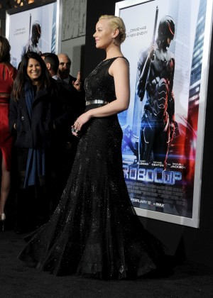 Abbie Cornish: Robocop Premiere -06